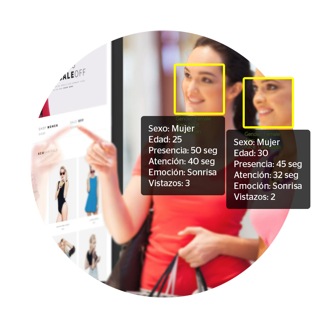 Audience Measurement Solution for Digital Signage