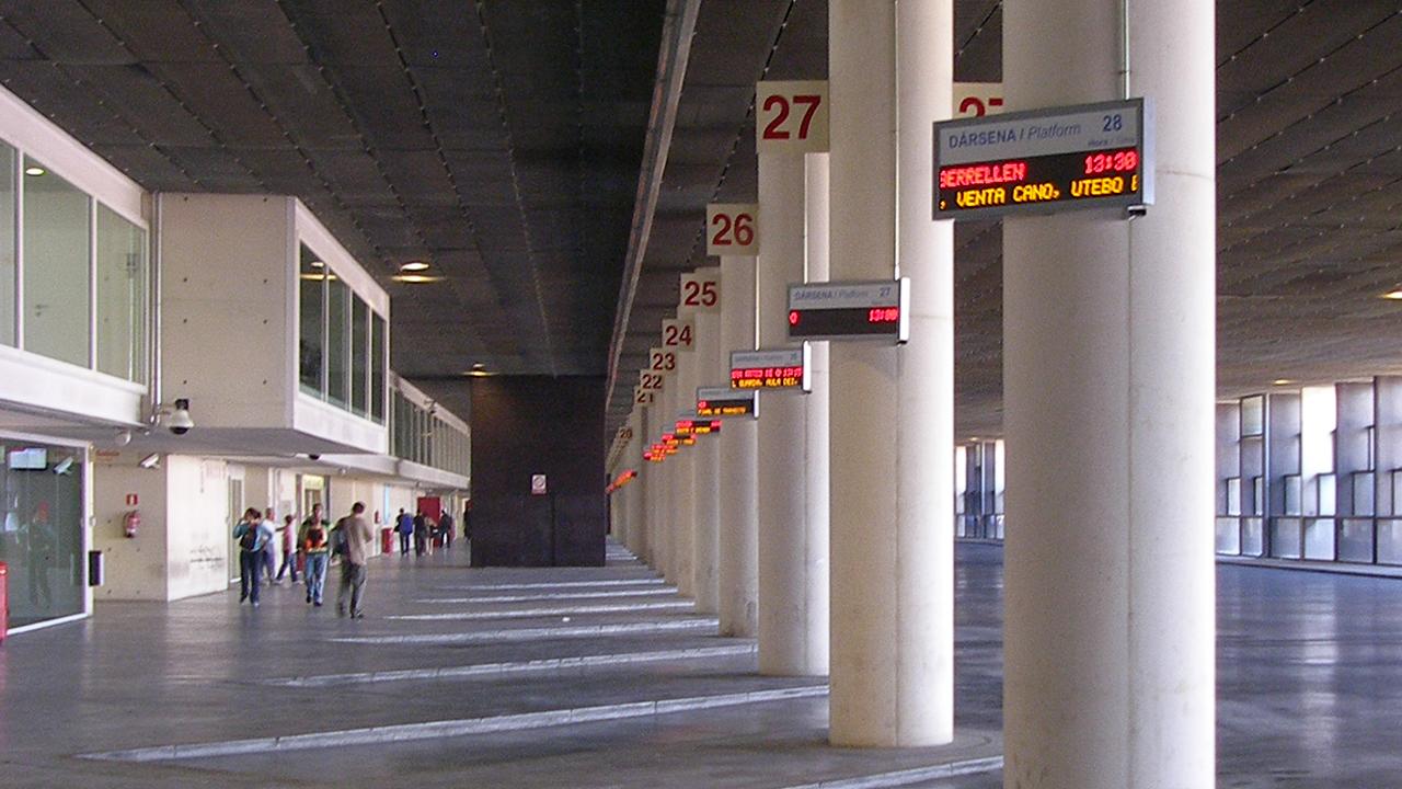DENEVA Passenger Information System