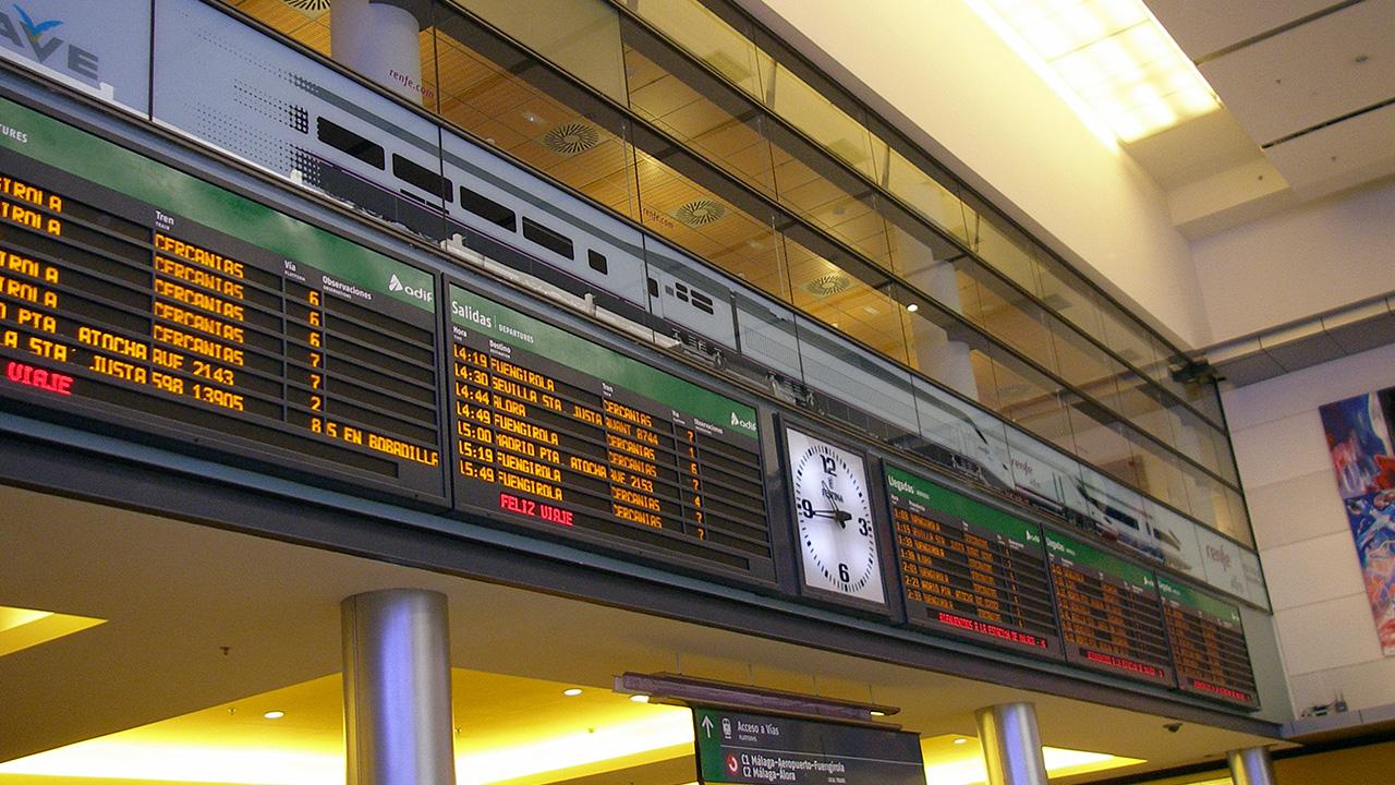 Teleindicadores de Información al Viajero