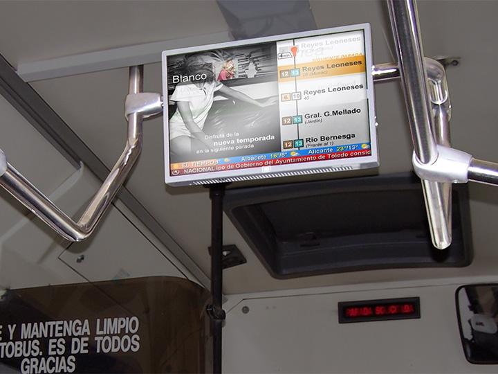 Publicidad para Sistemas Embarcados